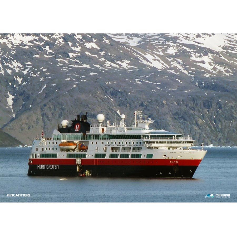 Fram Explorer Cruise Vessel