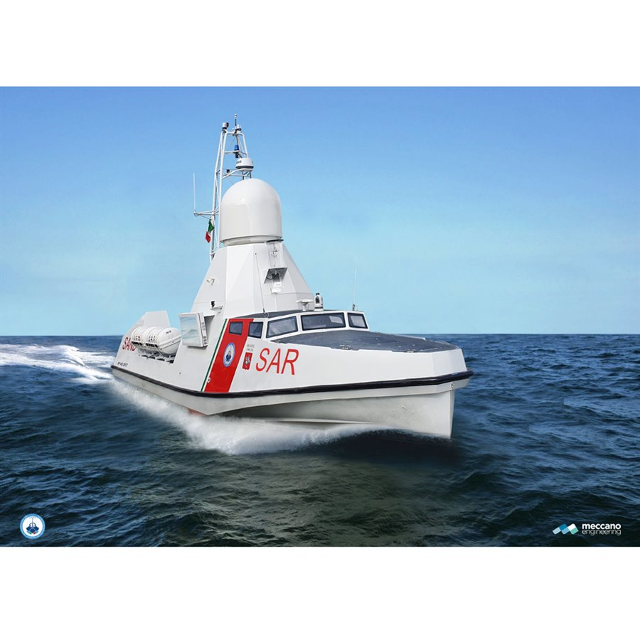 SAND Unmanned surface vessel