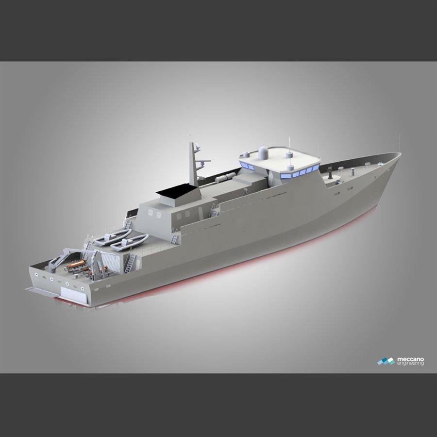 MCMV Mine Countermeasures vessels